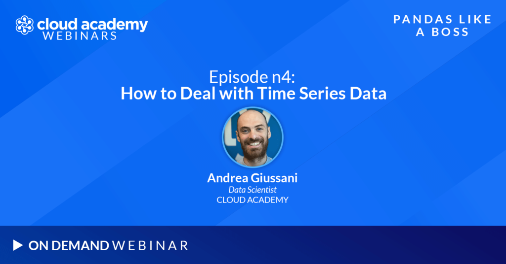 Pandas Like a Boss – Ep.4: How to Deal with Time Series Data