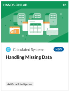 Lab - Handling Missing Data
