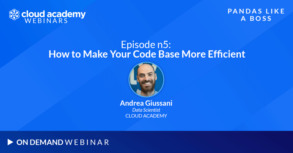 Pandas Like a Boss – Ep.5: How to Make Your Code Base More Efficient