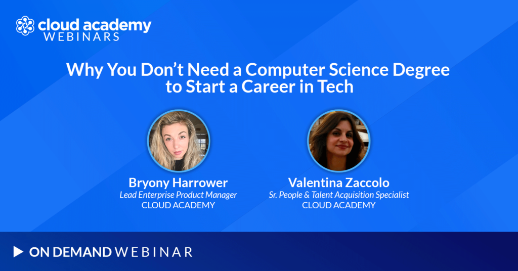 Why You Don't Need a Computer Science Degree to Start a Career in Tech