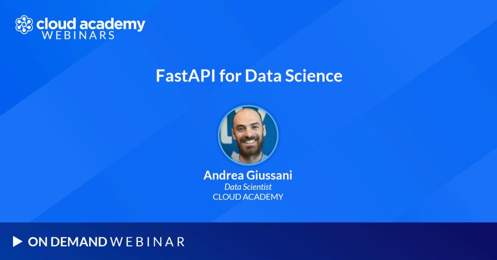 FastAPI for Data Science