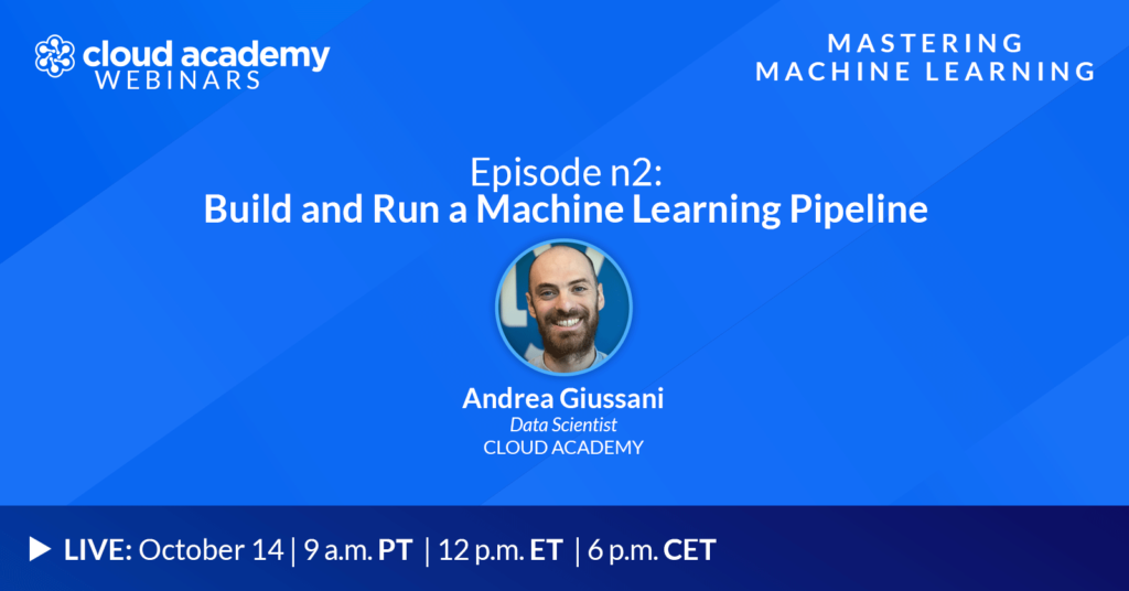 Mastering Machine Learning - Ep.2: Build and Run a Machine Learning Pipeline