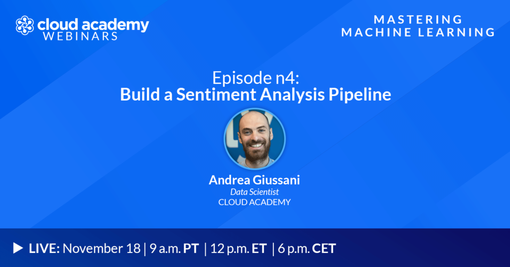Mastering Machine Learning - Ep.4: Build a Sentiment Analysis Pipeline