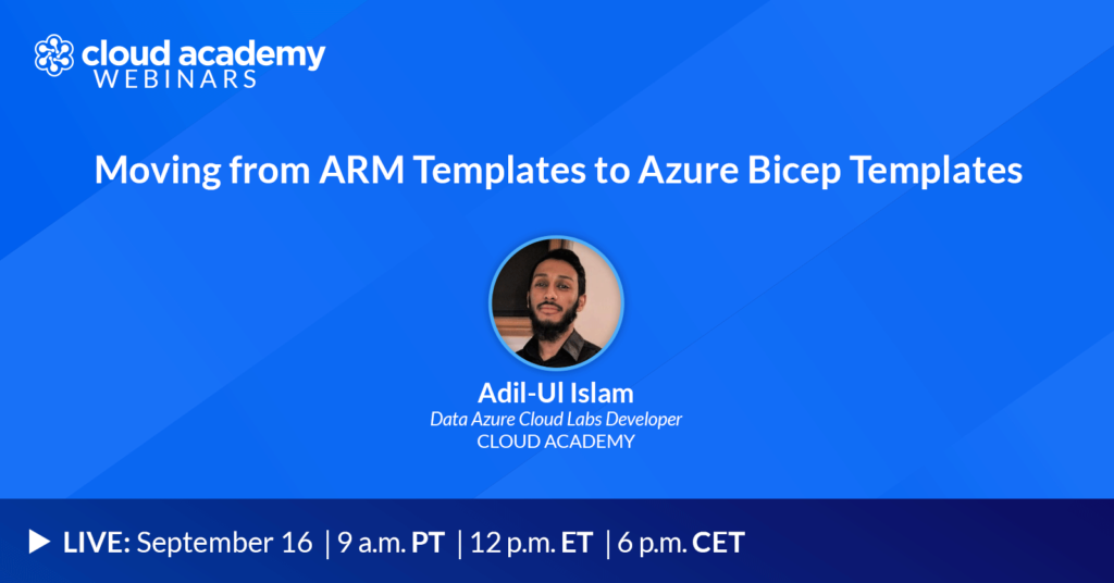 Moving from ARM Templates to Azure Bicep Templates